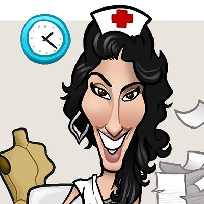 Steve rampton nurse small