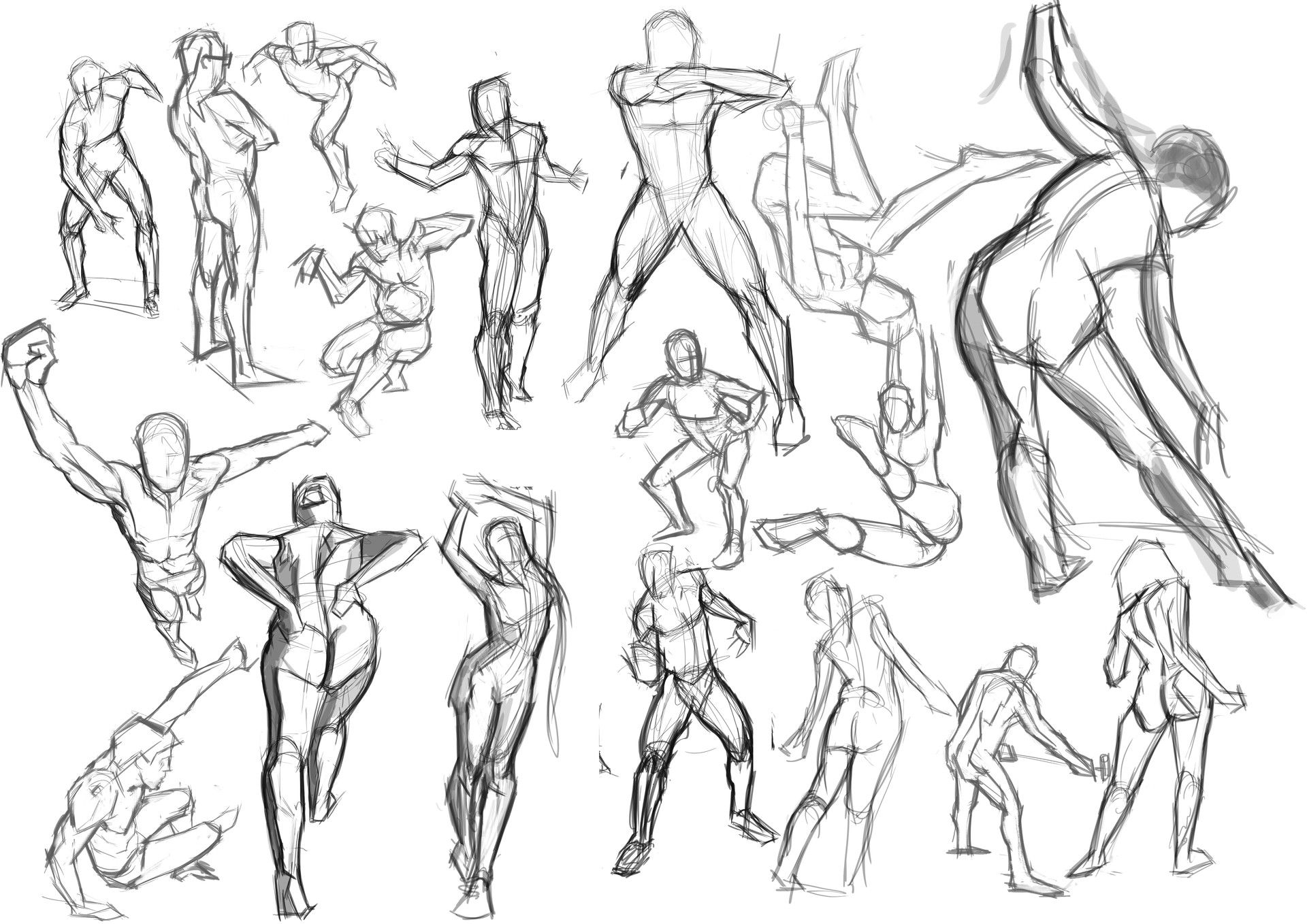 Omar Alcazar Study Of Anatomy