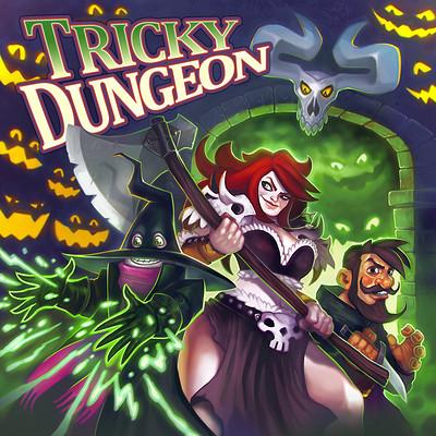 Victor perez corbella tricky dungeon cover 2