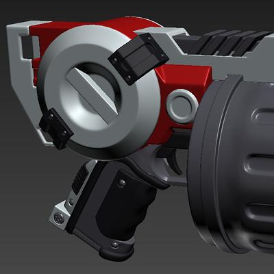 Sam bowdridge gun