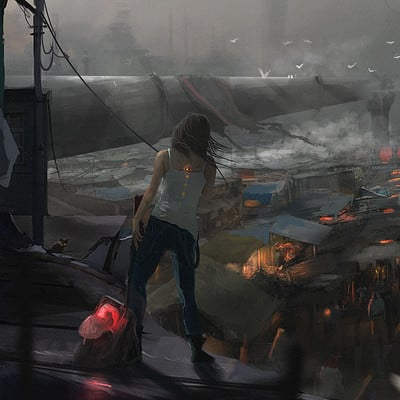 Ismail inceoglu the fog and the city