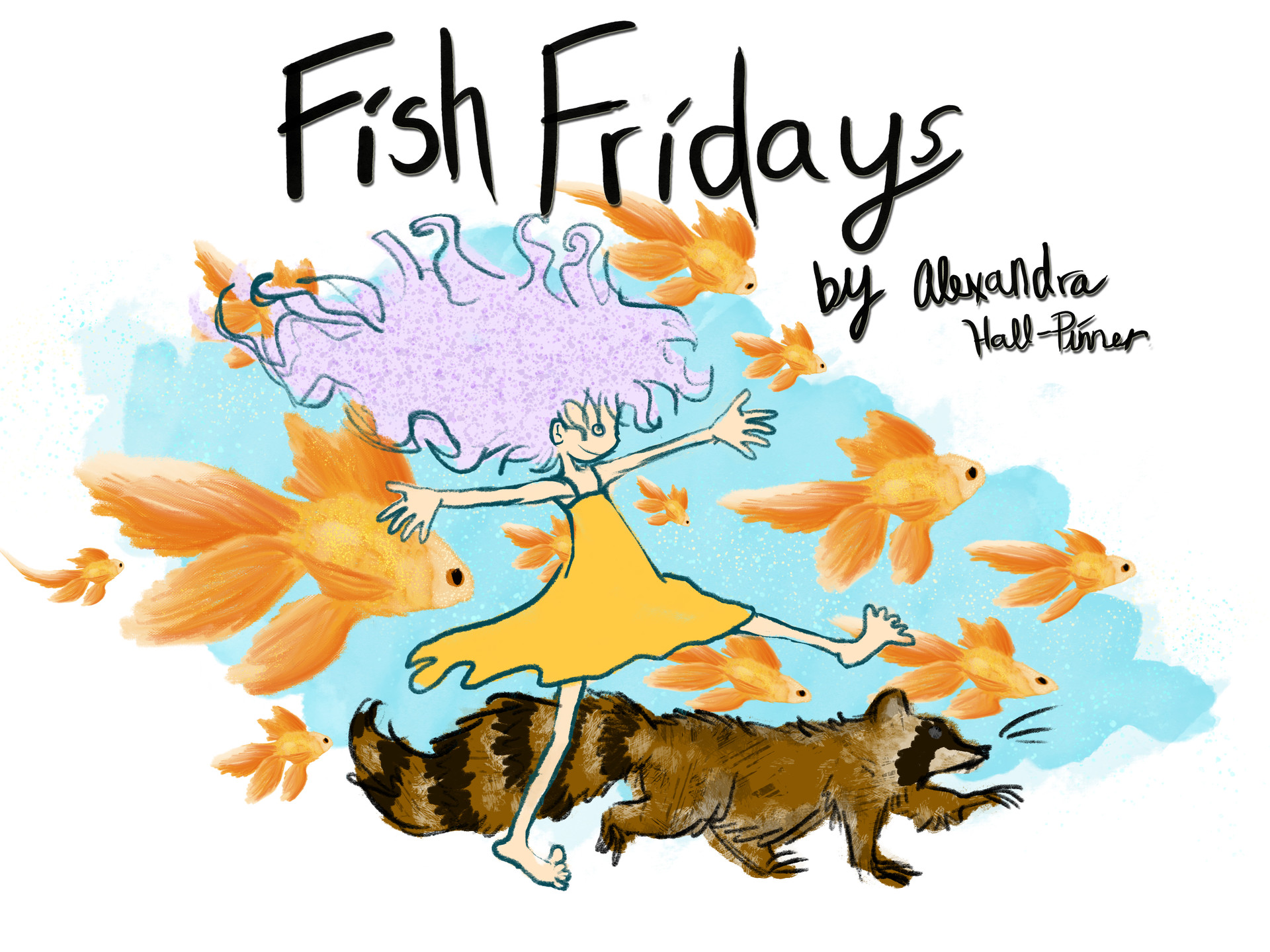Alexandra hall pinner fish fridays cover