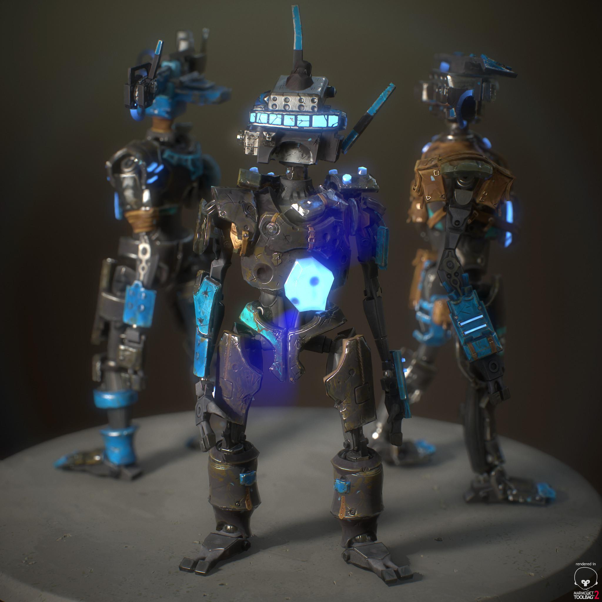 Bandit Tier 2