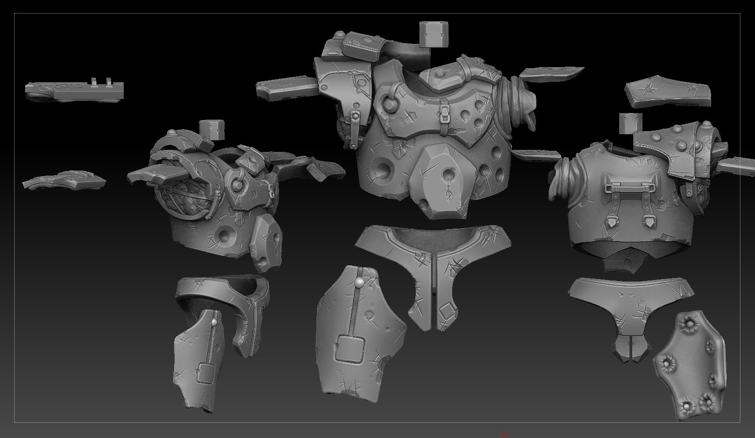 tier 2 sculpting