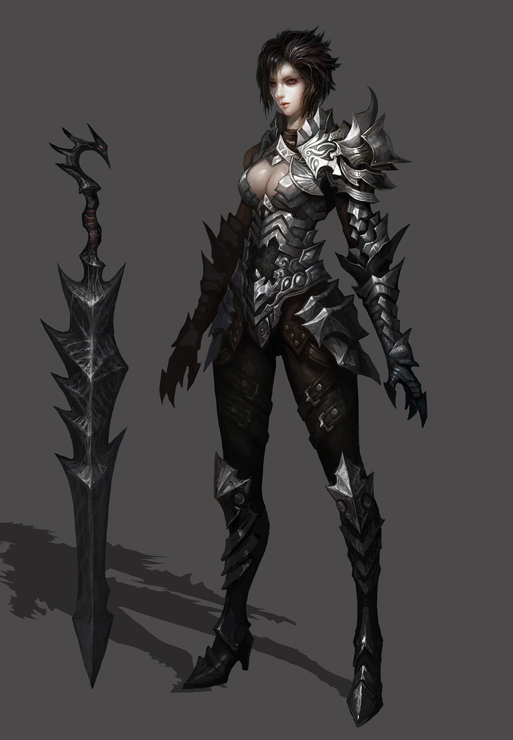 Rexxar remar dragon slayer woman