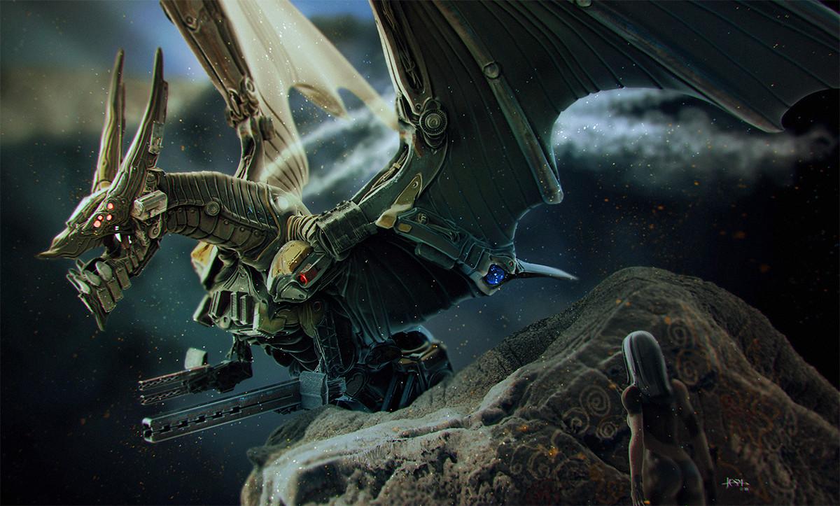 Jean paul ficition dragonor2002da