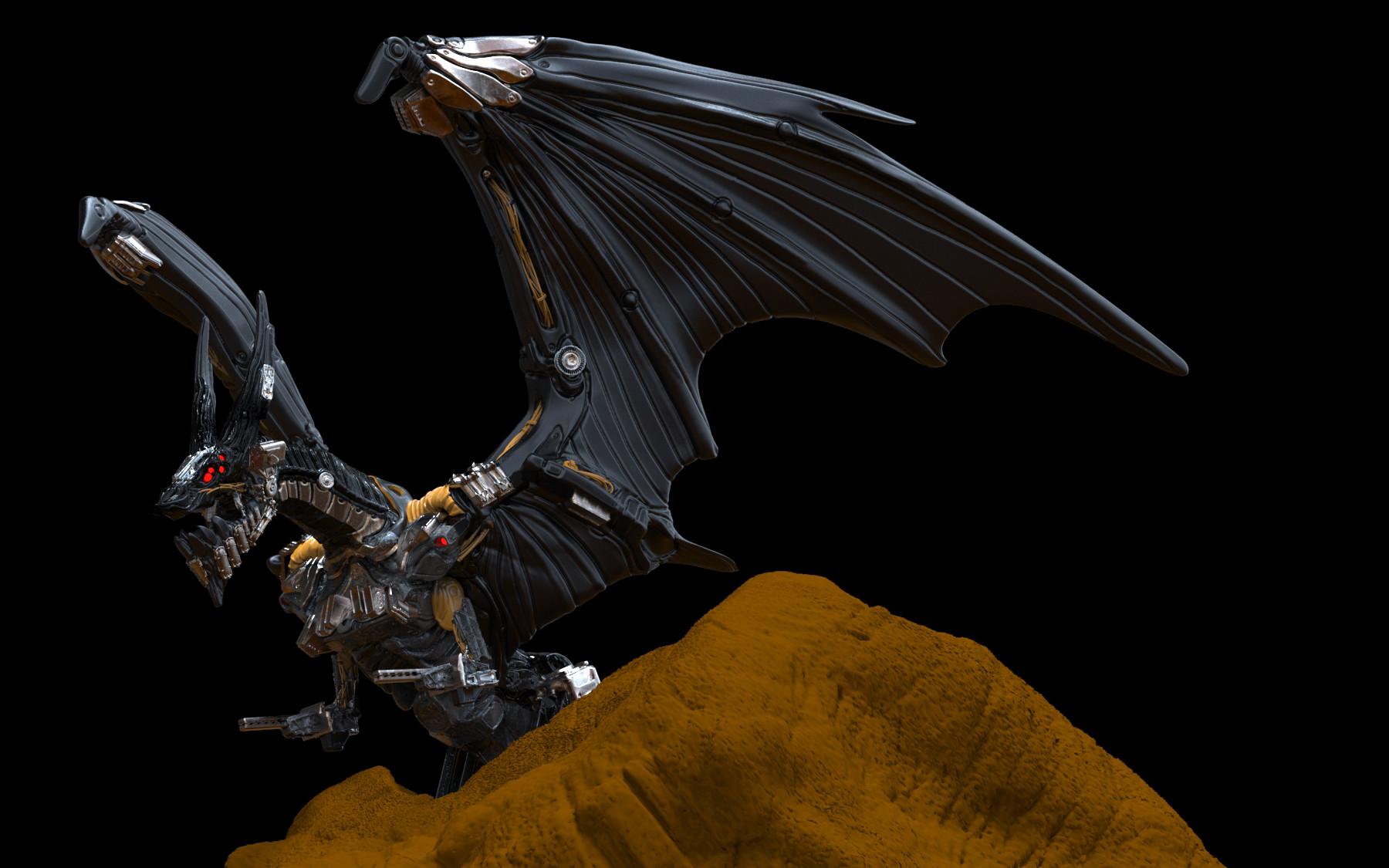 Jean paul ficition dragonor