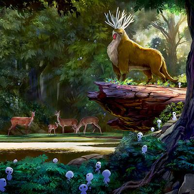 Michael matsumoto forest spirit web 800