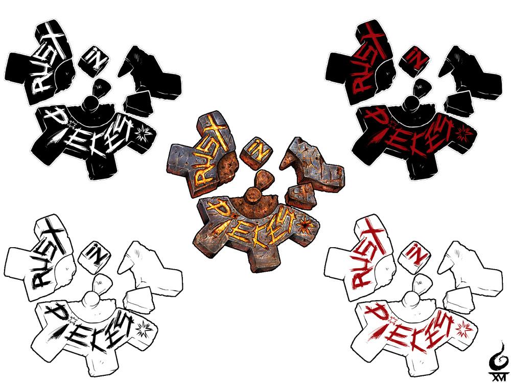 RIP _ Logo Design