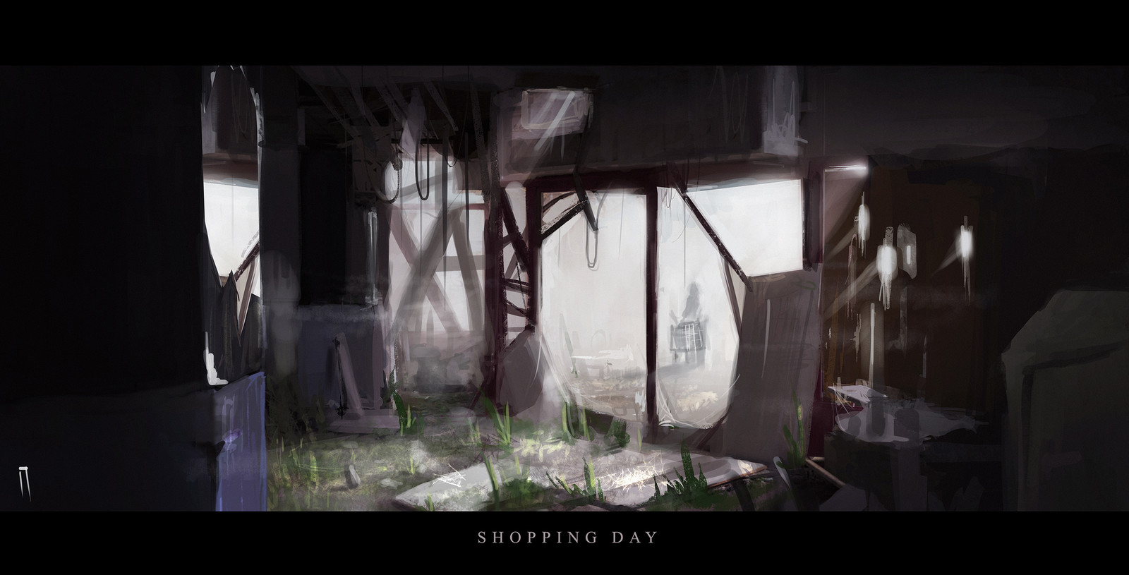 Two 30 min. Sketches - Shopping Day and Served Ice cold