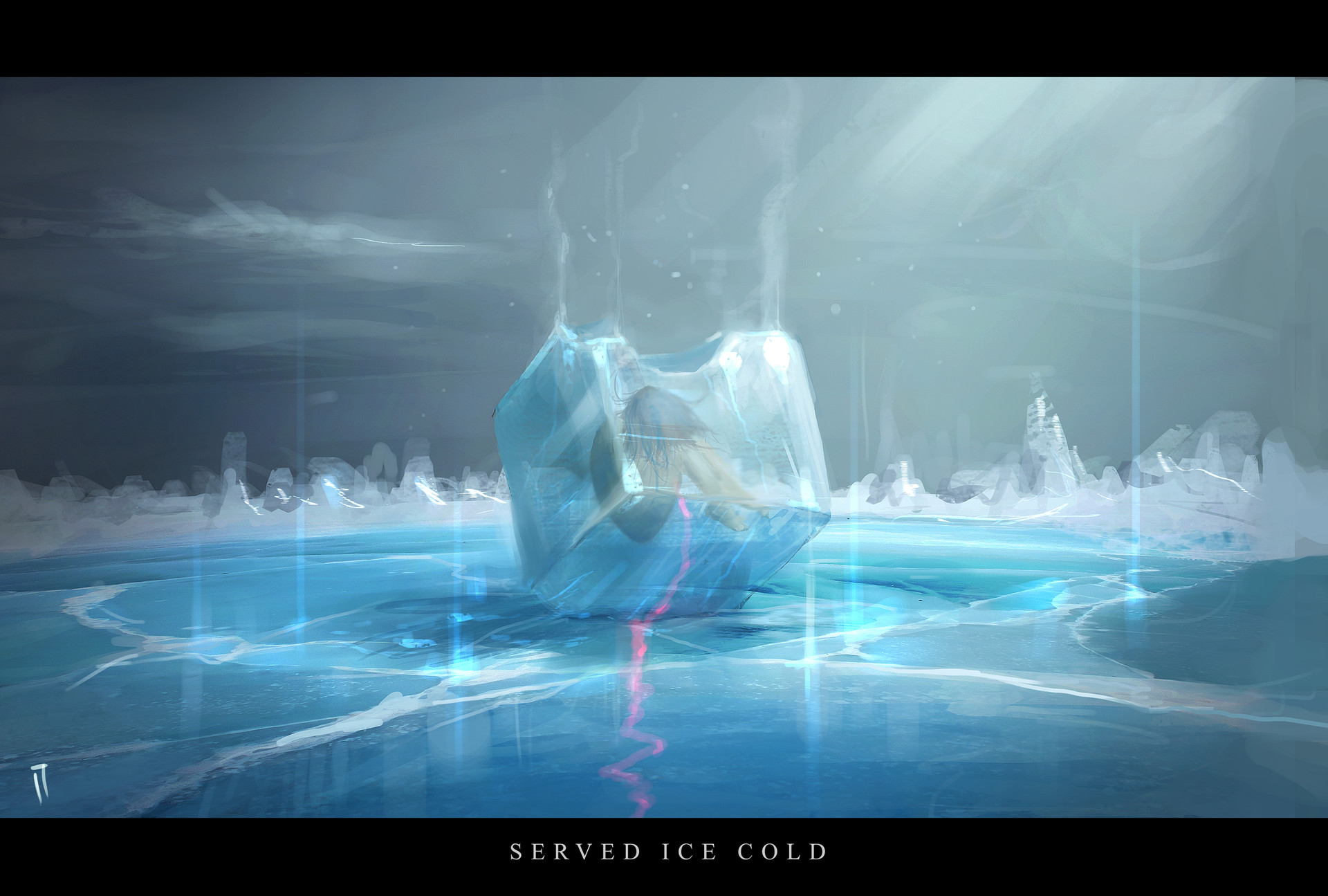 Ismail inceoglu served ice cold