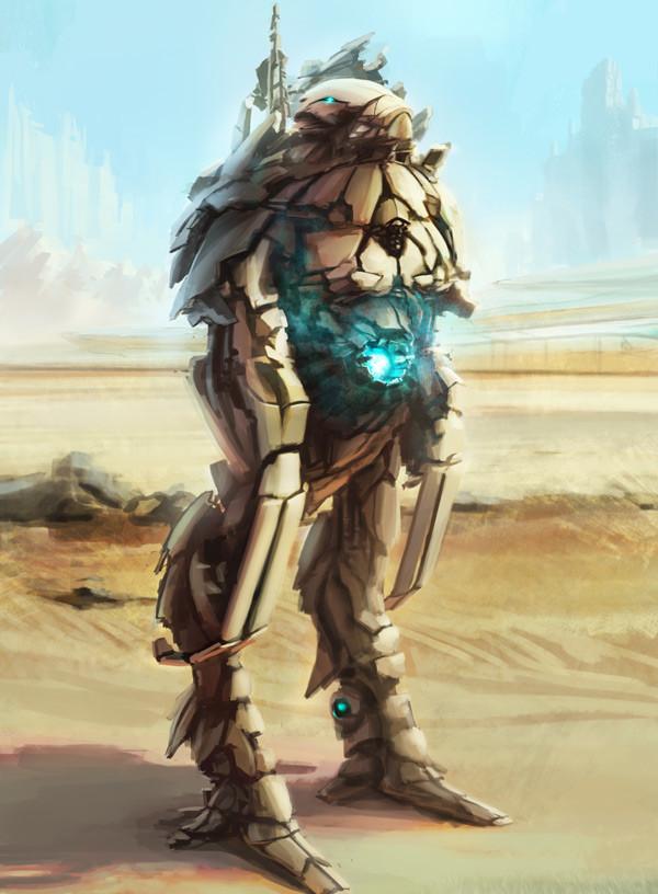 Alexander gorisch paint sci fi 07