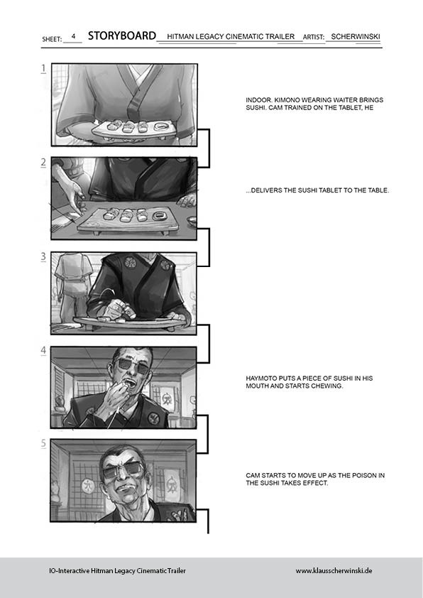 Klaus scherwinski hitman storyboards legacy trailer5