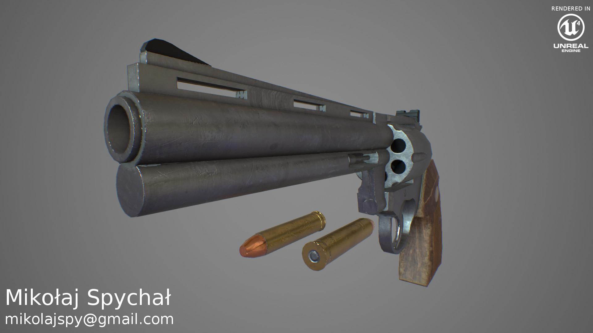 Mikolaj spychal revolverportfolio