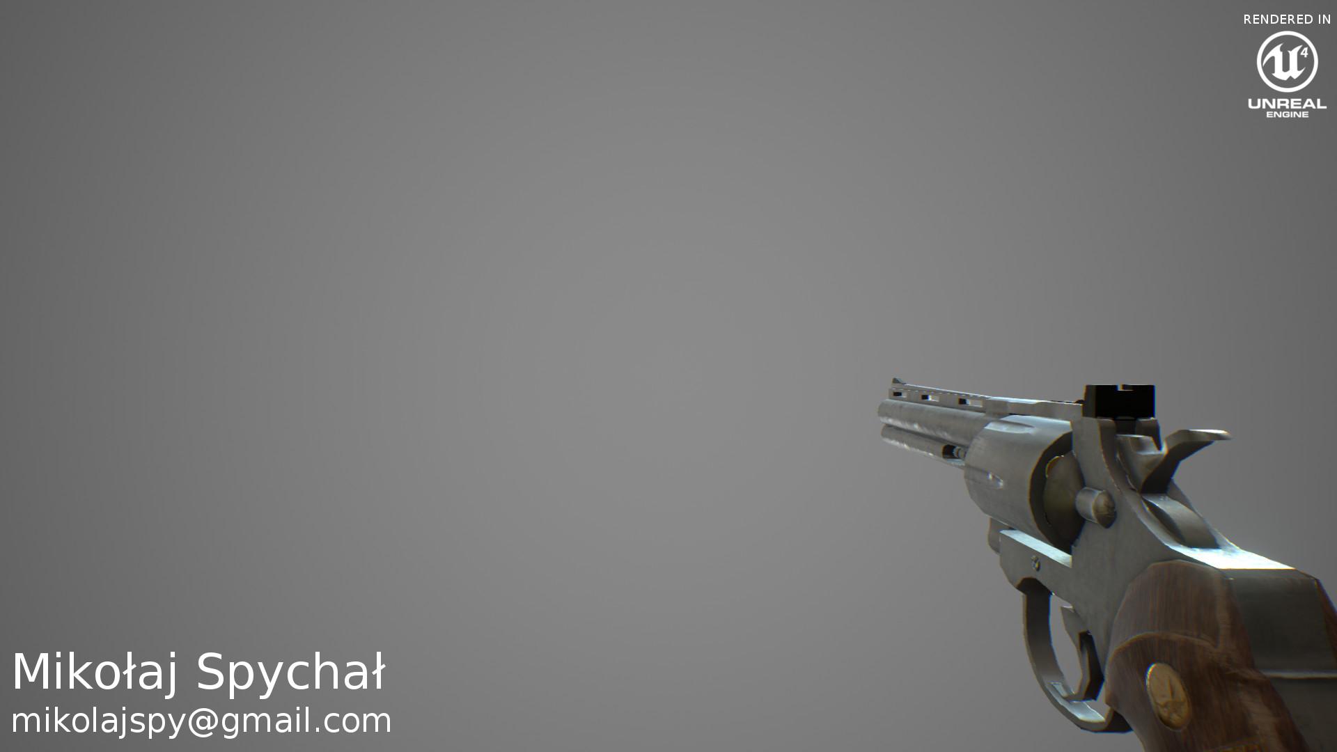 Mikolaj spychal revolverportfolio fpp