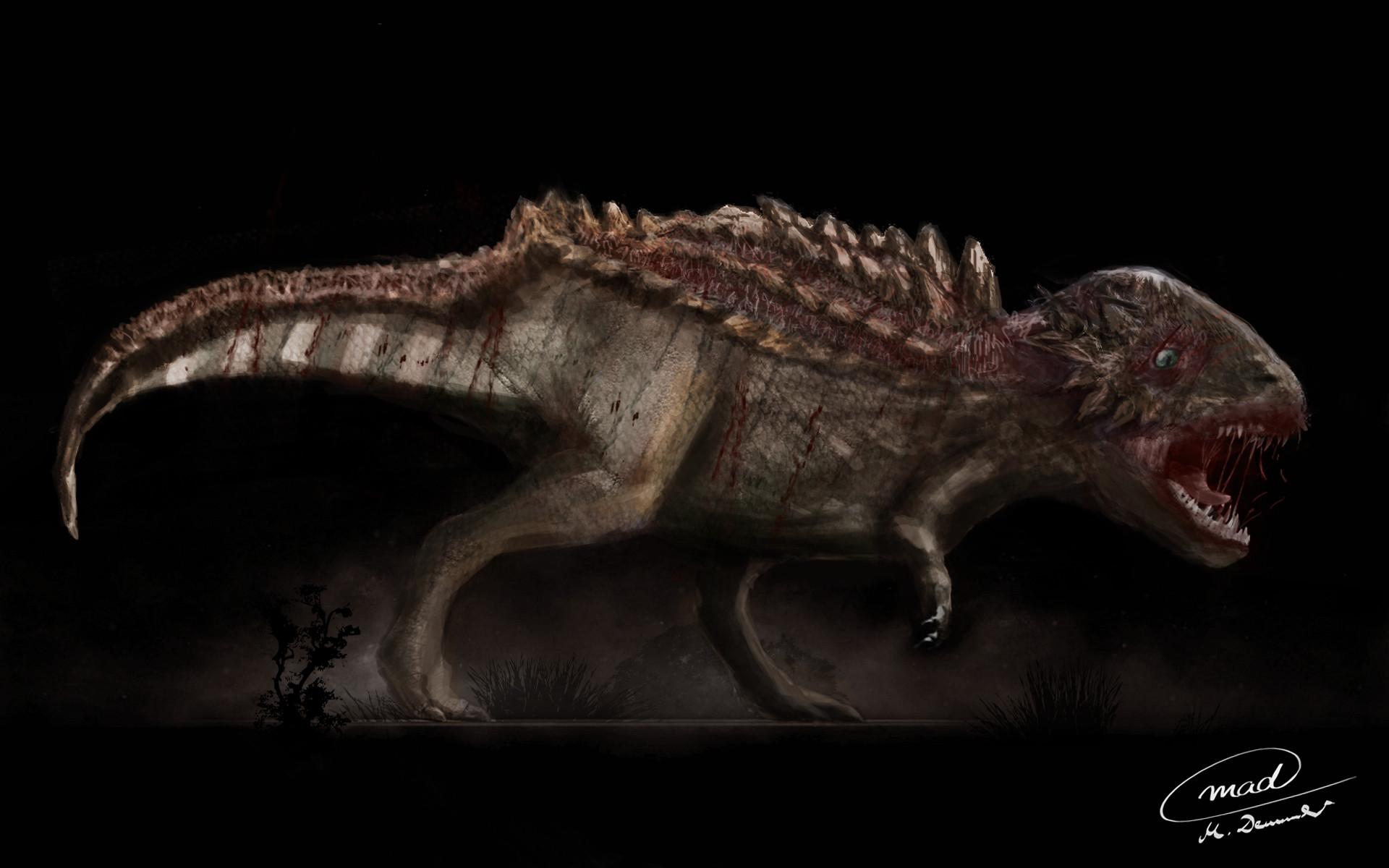 maxi demmler quot willie quot dinosaur hybrid