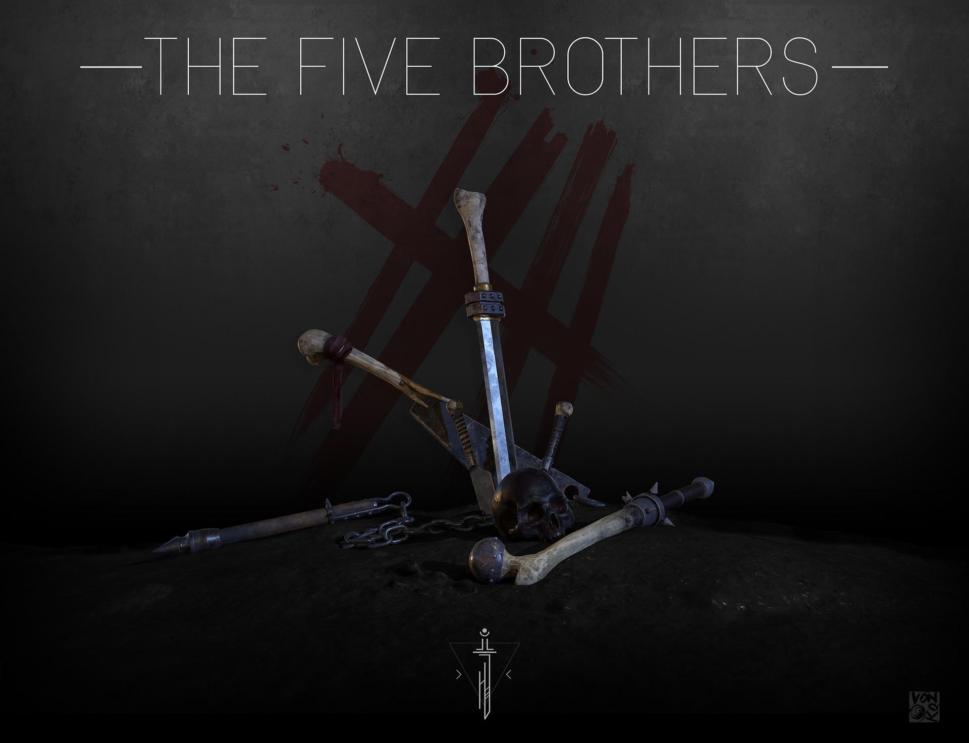 Eric kozlowsky ekozlowsky 5brothers