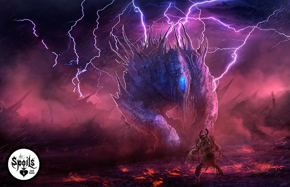 Vnmribaya geronimo ribaya wraithlands horror