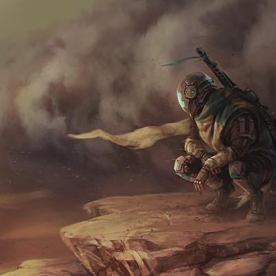 Jens kuczwara desert scout