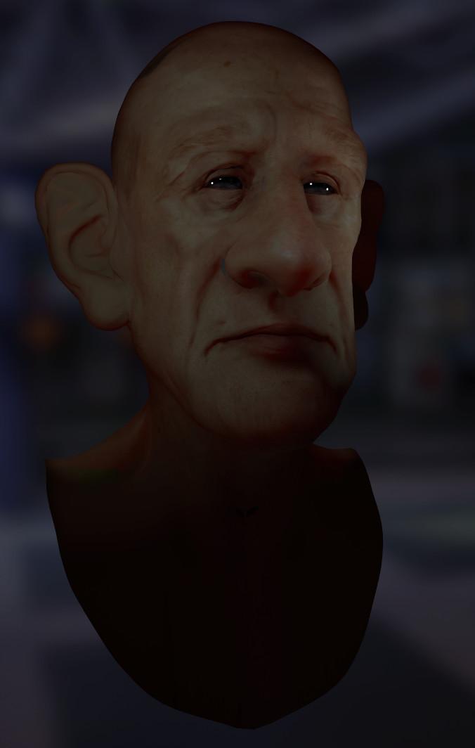 WIP - 3D digital Sculpt -