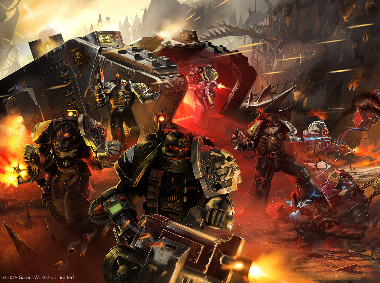 Warhammer /// Deathwatch Codex
