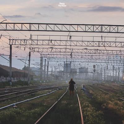 Sergey volkov background