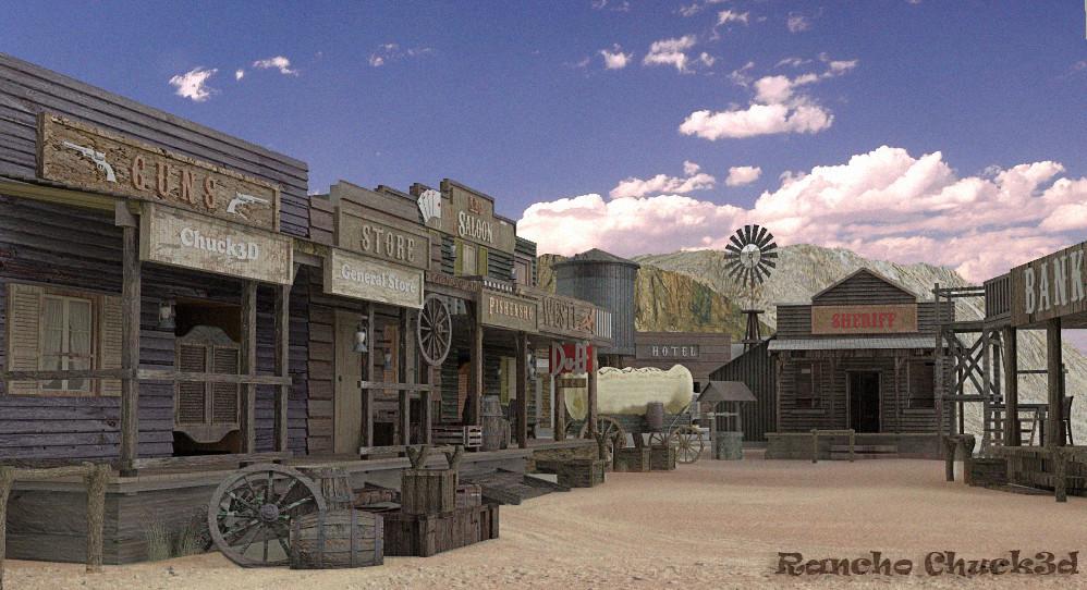 Viejo Oeste-Rancho 3D, Juan Cisneros