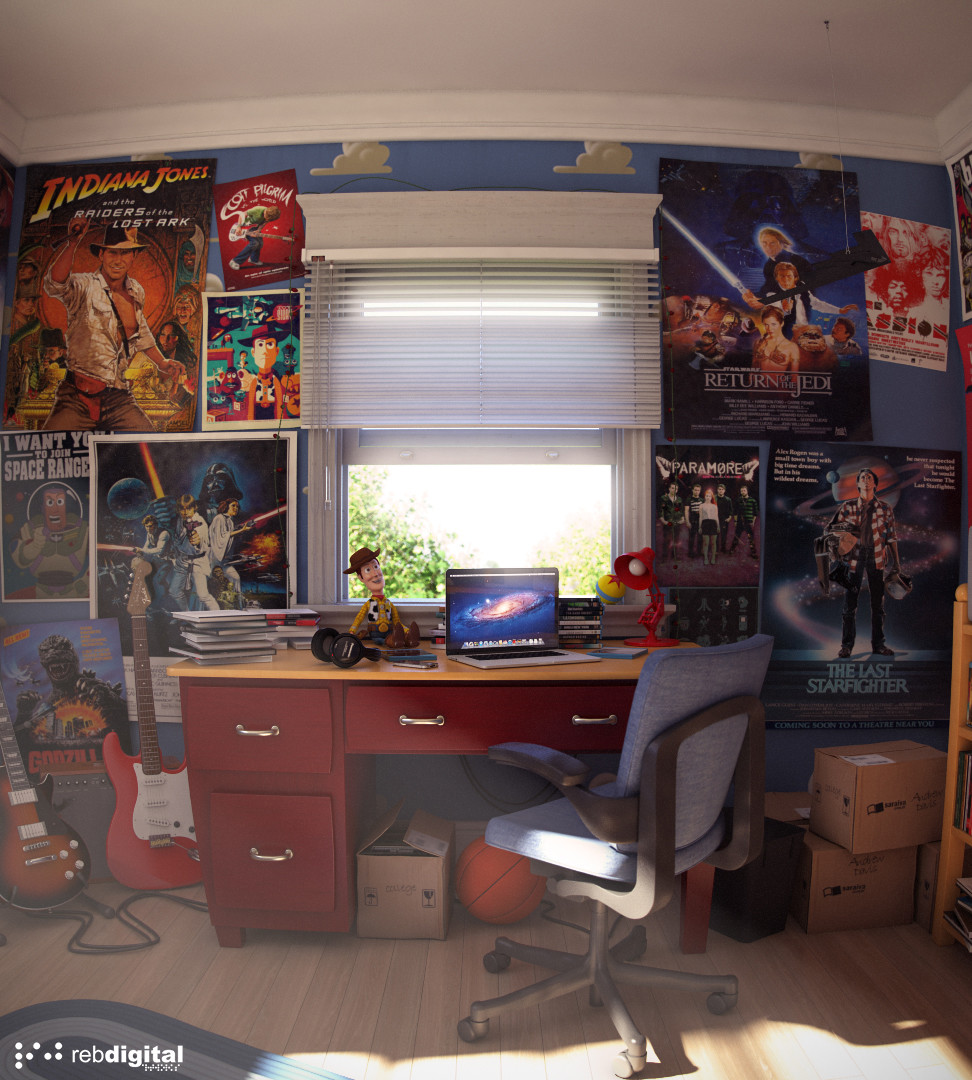 Ricardo eloy rick eloy andy s room 01