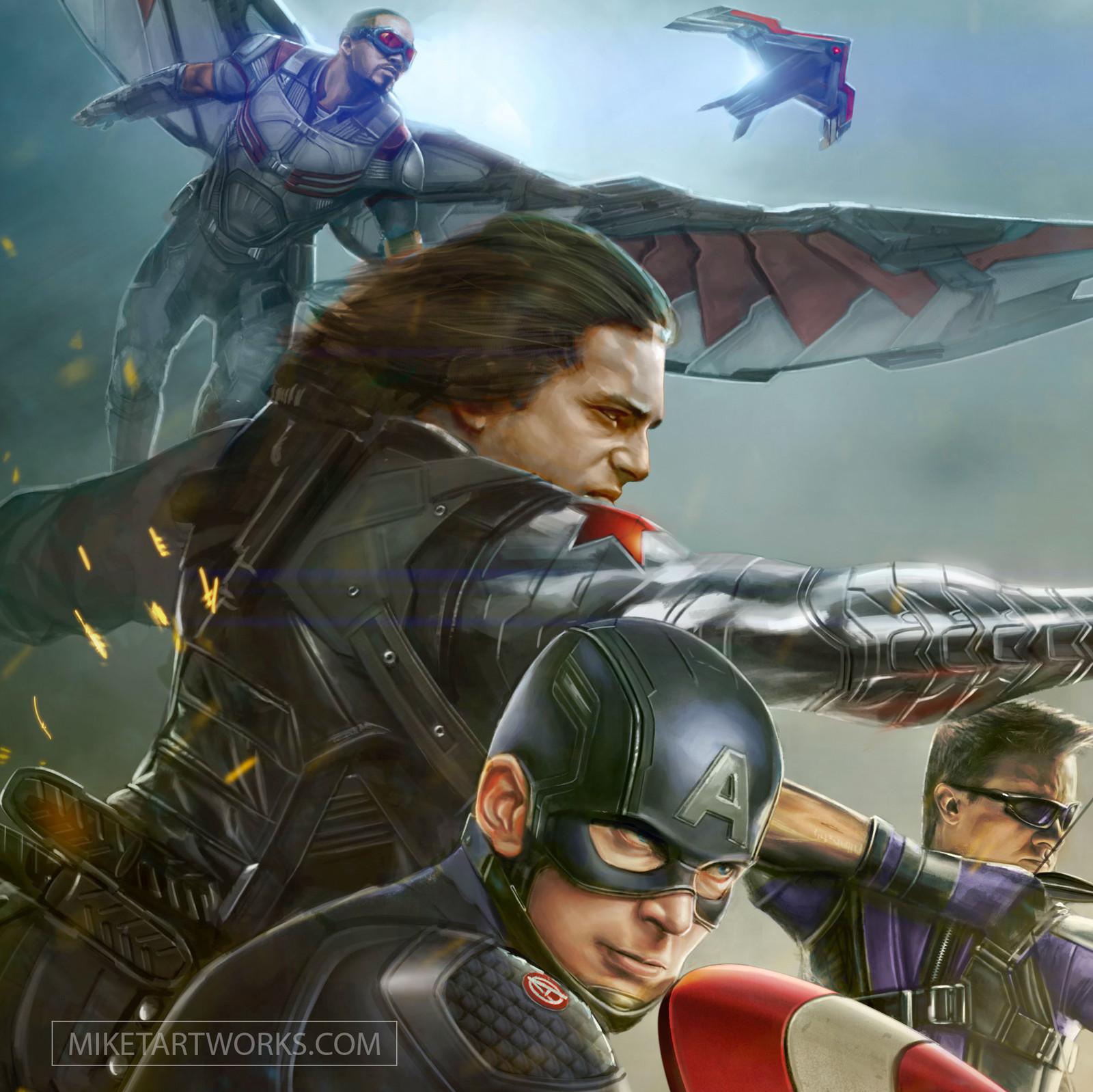 Detail Two (Civil War)
