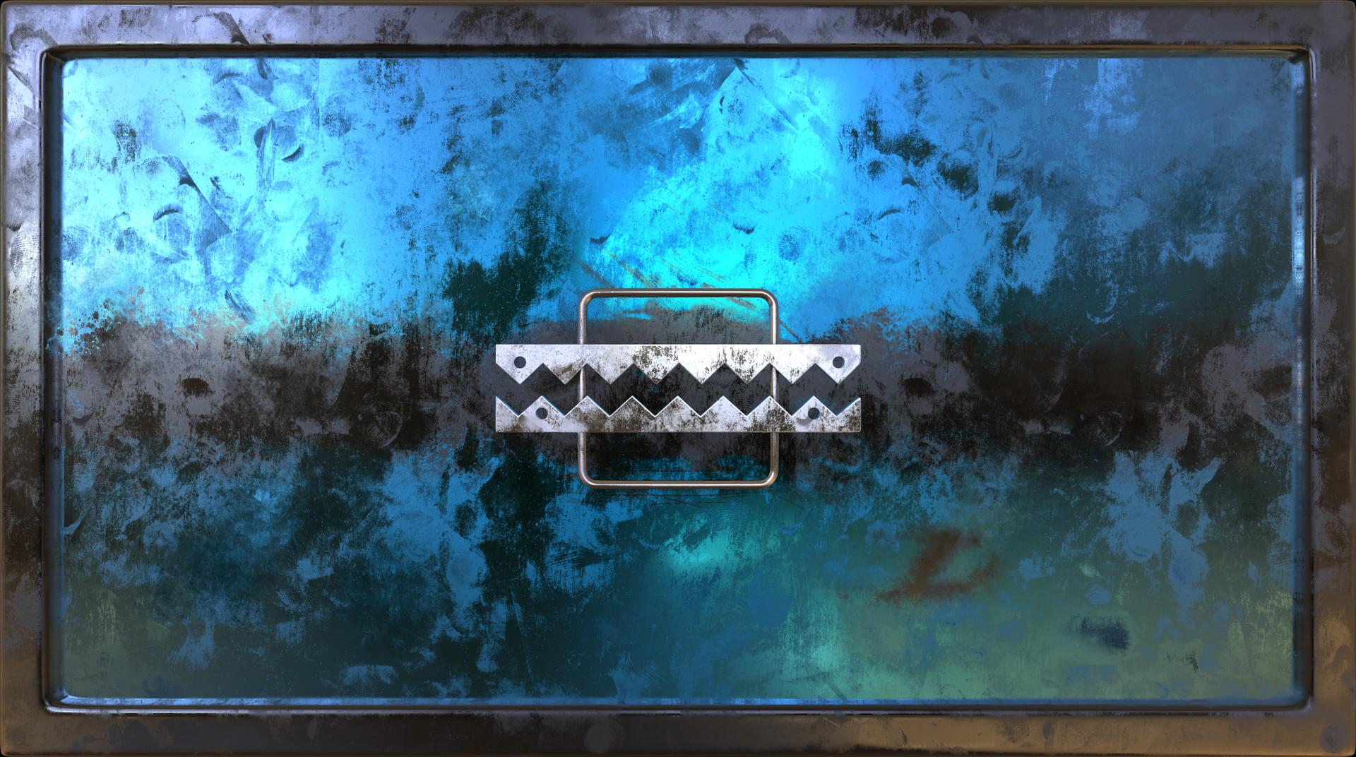 Artstation Frost S Icon 3d Rainbow Six Siege Ninb Adam
