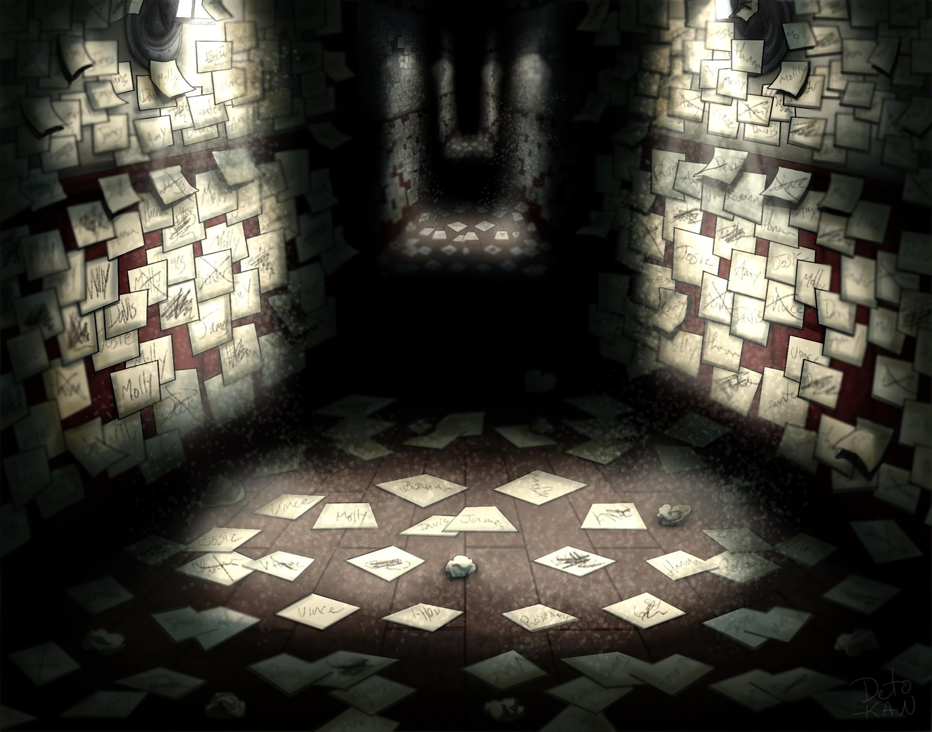 Detonya kan entry 17 neverending hall