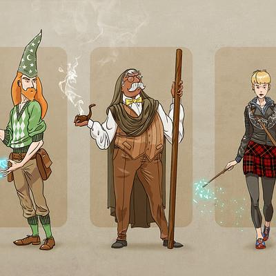 Neil billings wizards fin