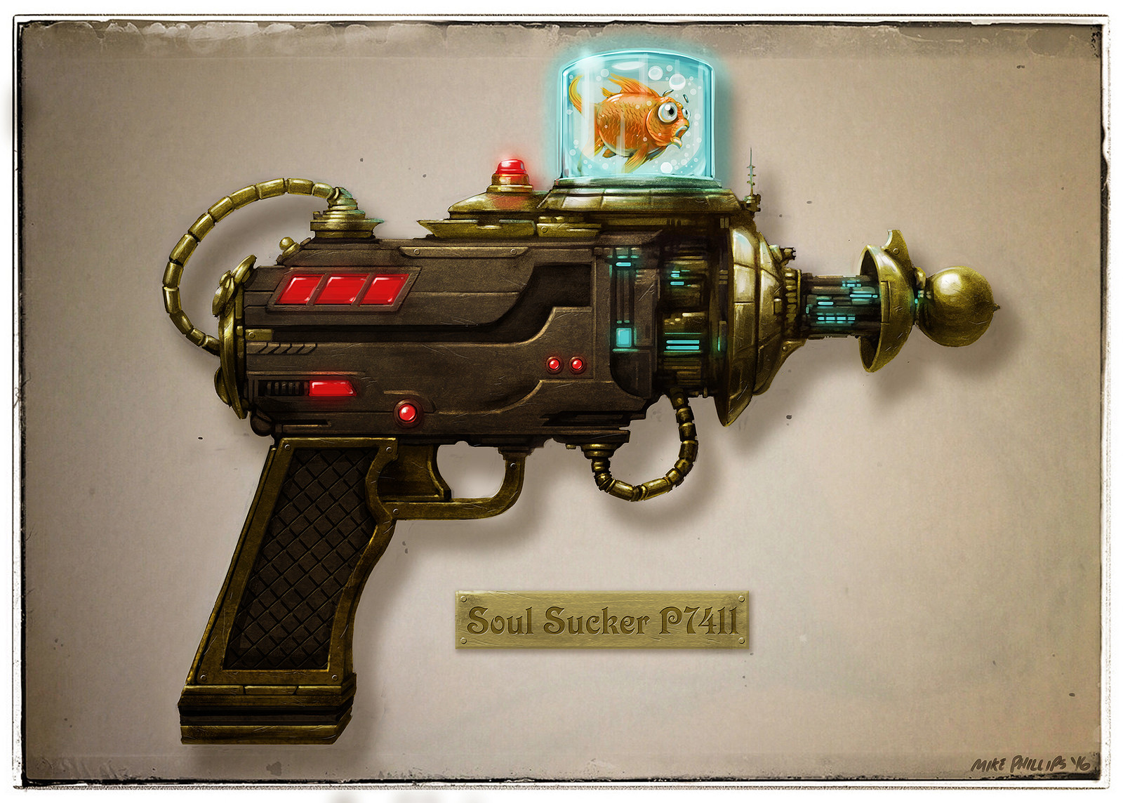 Soul Sucker P7411