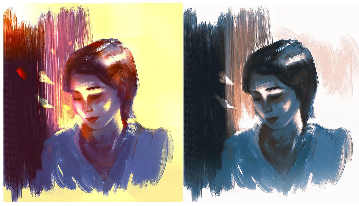 Emrullah cita color and shadow practice