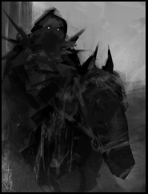 Kike alapont horsemanbaja