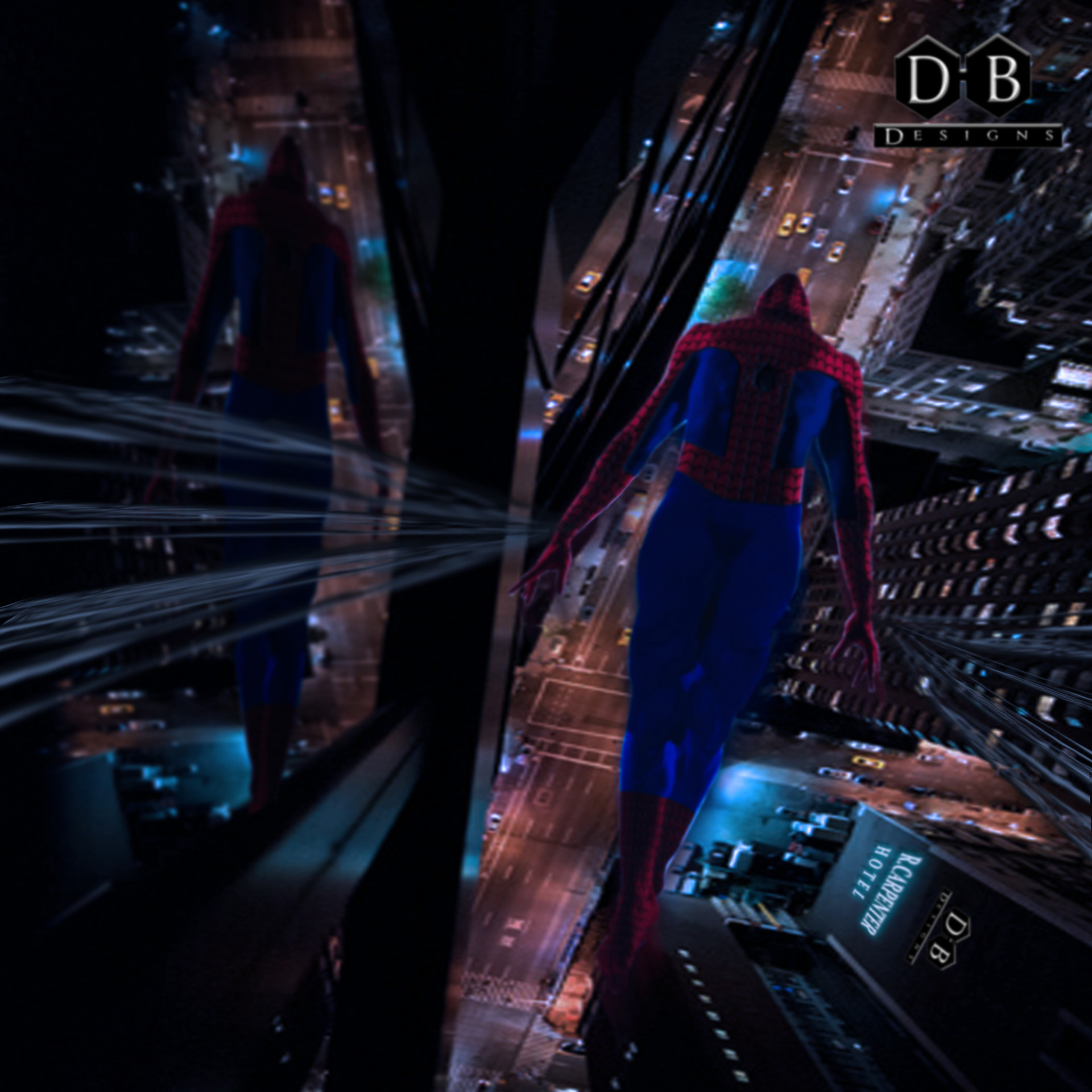 Danny berry the amazing spider man render danny berry the amazing spiderman render rachel voltagebd Images