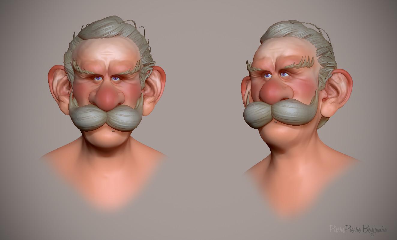 Pierre benjamin new dude beard 000022222