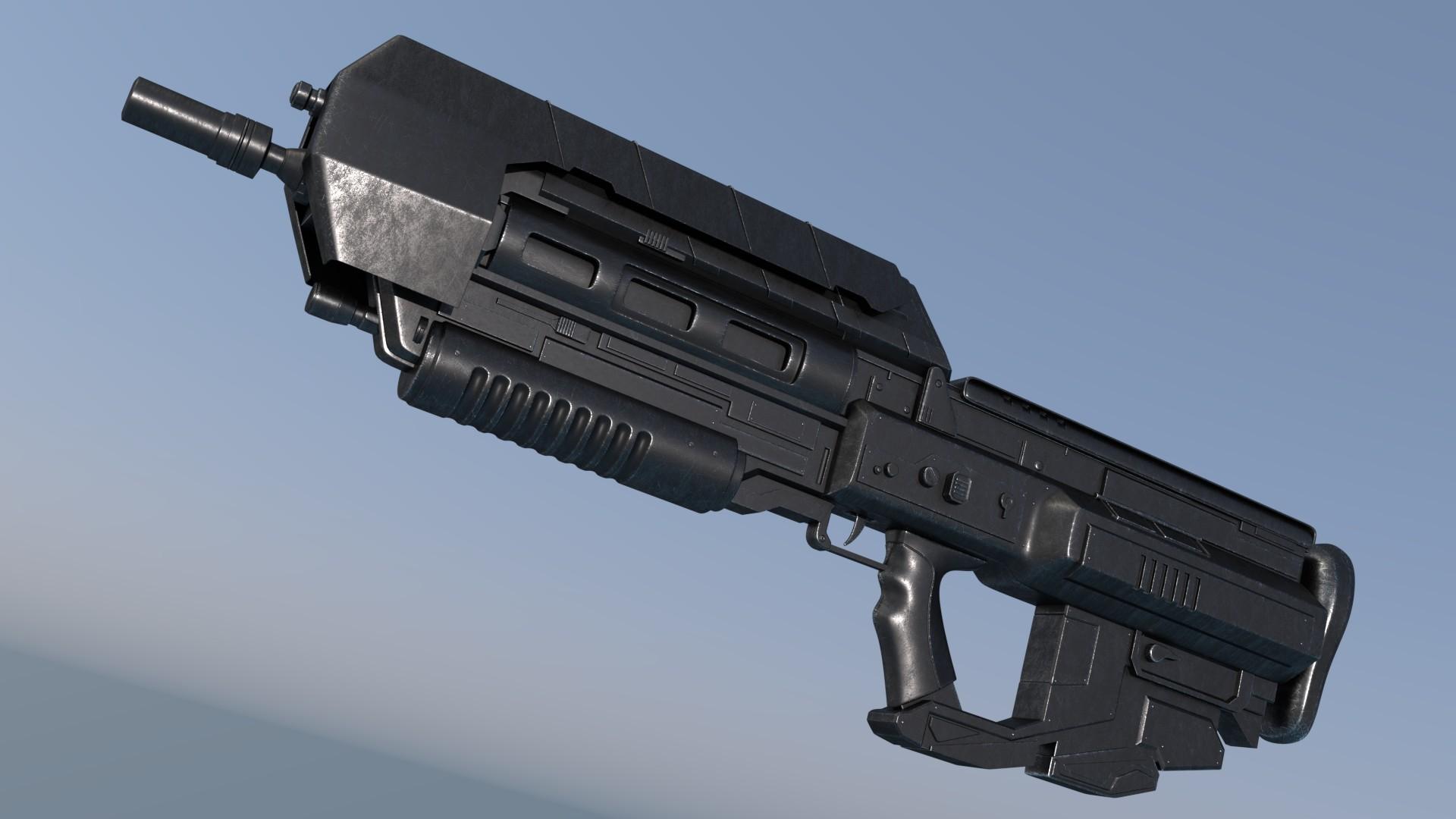 Francois rimasson rifle6