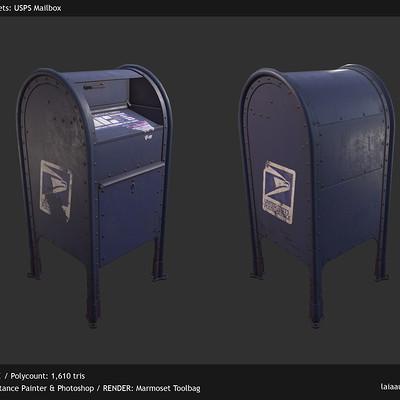 Laia aubao 10 usps mailbox views