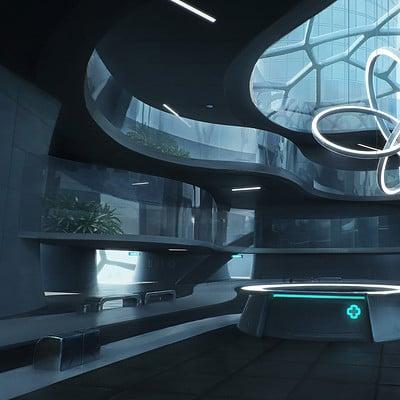 Nikolay razuev futuristic hospital final s