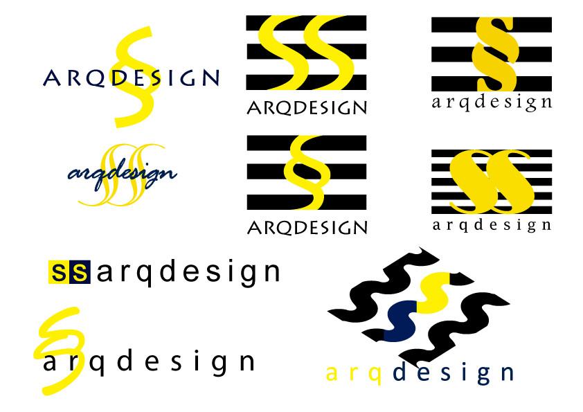 Aline de queiros logotipos teste