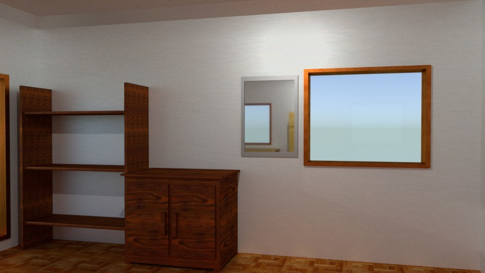 Simple Hall 1