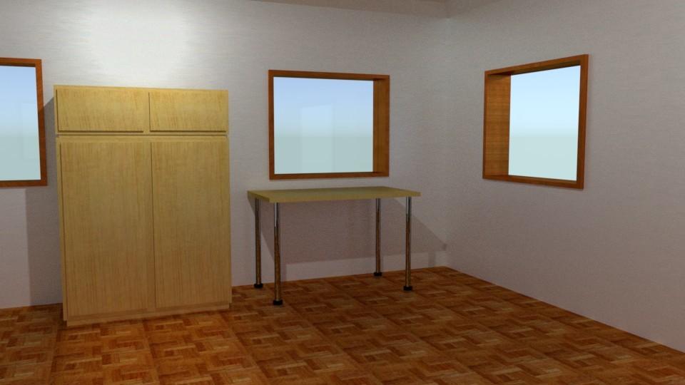 Simple Hall 3