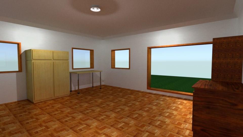 Simple Hall 5