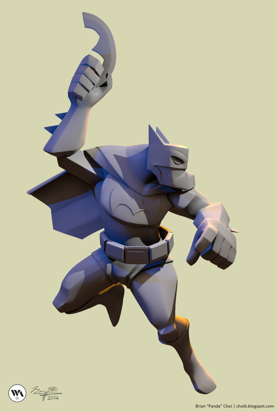 Batman Infinity