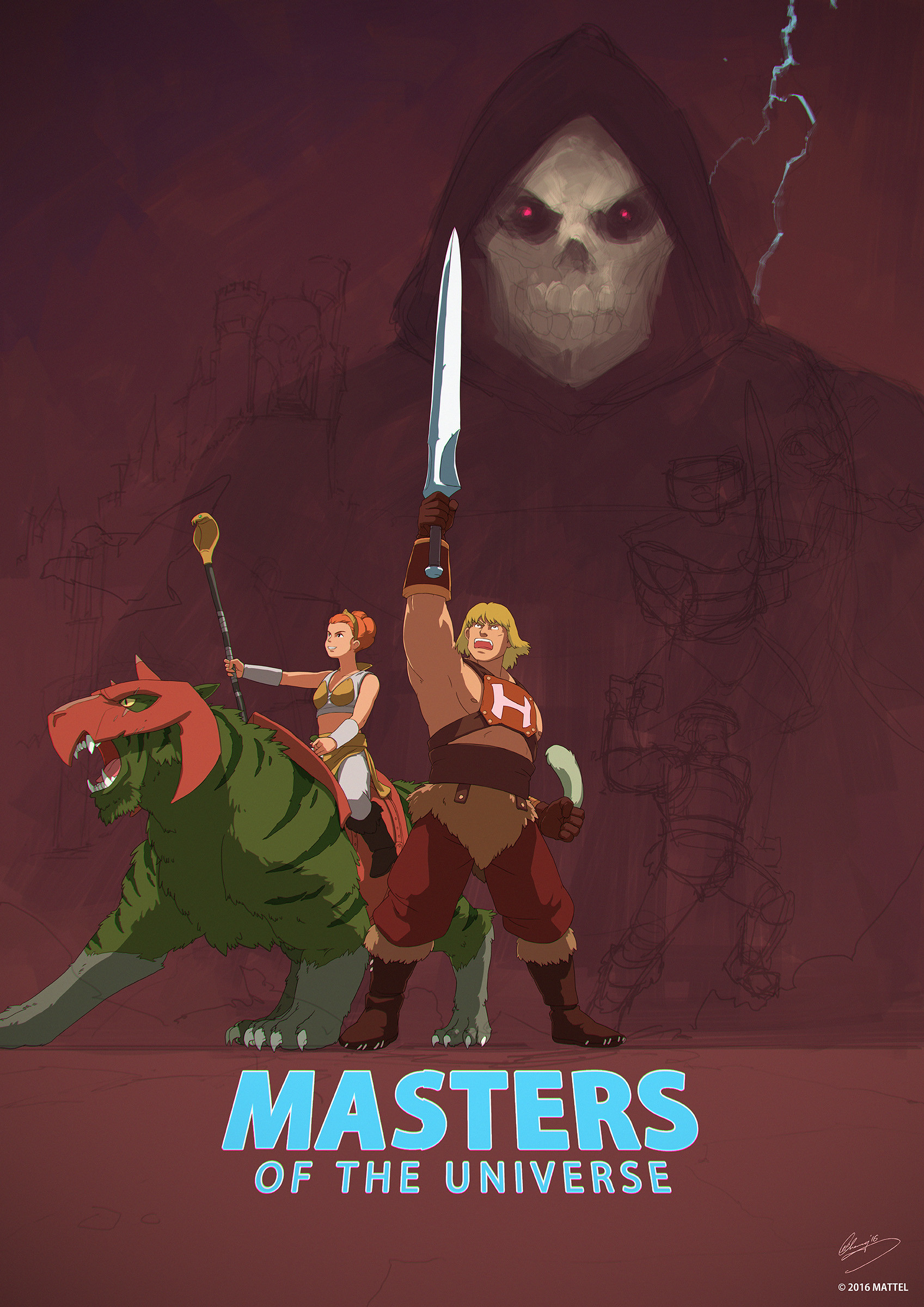 Lap pun cheung masters of the universe 001 wip002 online