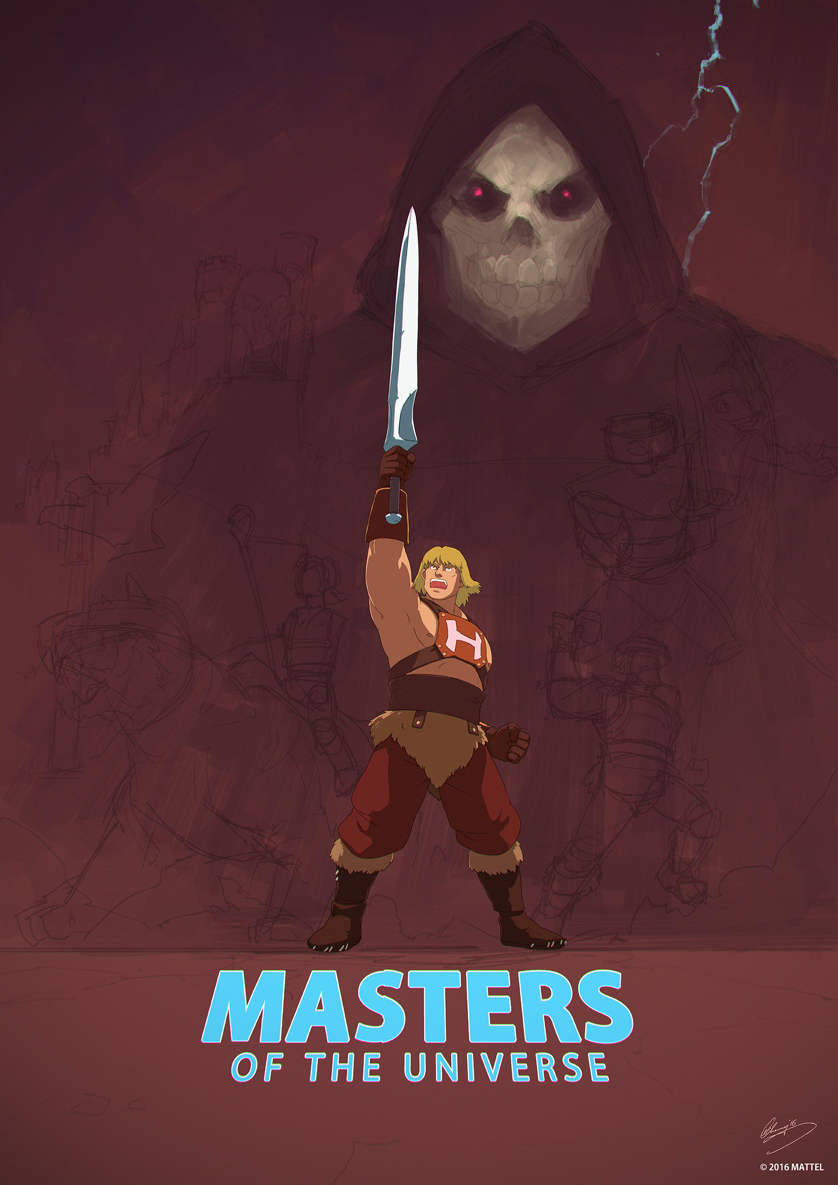 Lap pun cheung masters of the universe 001 wip001 online