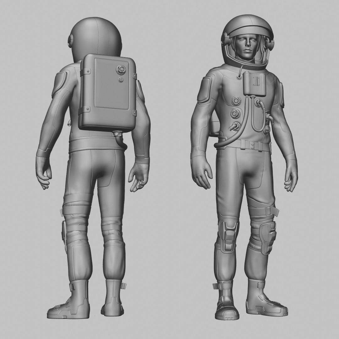 Lucas falcao lucas falcao austronaut suit wip19
