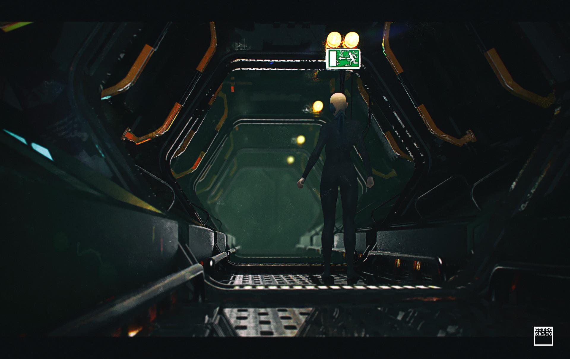 Hex Corridor