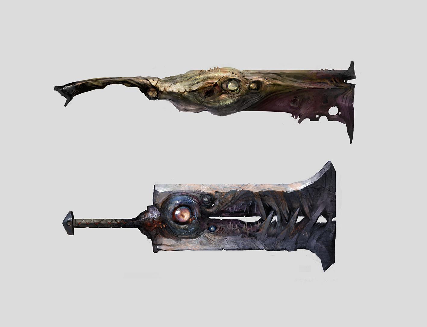 Tipa  graphic blade 06